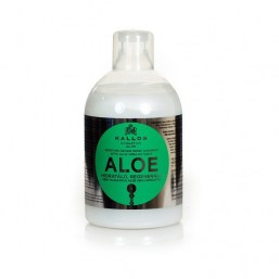 Aloe szampon