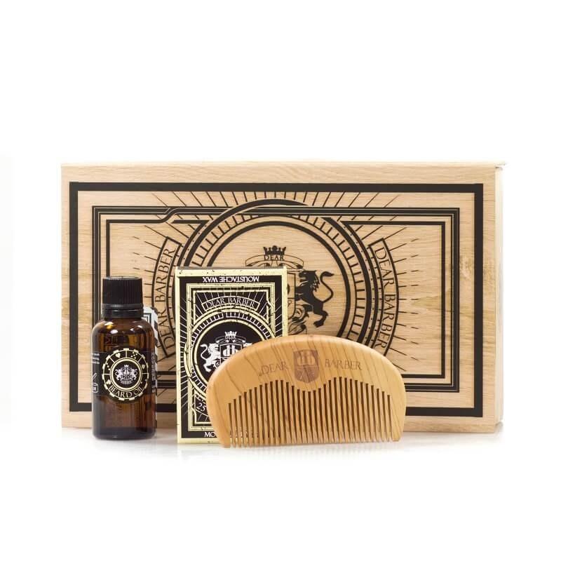 zestaw Grooming Kit