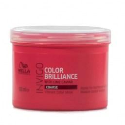 Wella Brilliance Maska do włosów farbowanych, cienkich i normalnych 500ml
