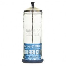 Pojemnik szklany do dezynfekcji duży