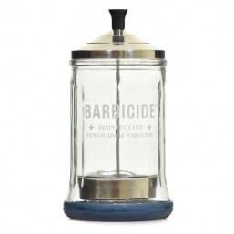 Pojemnik szklany do dezynfekcji średni