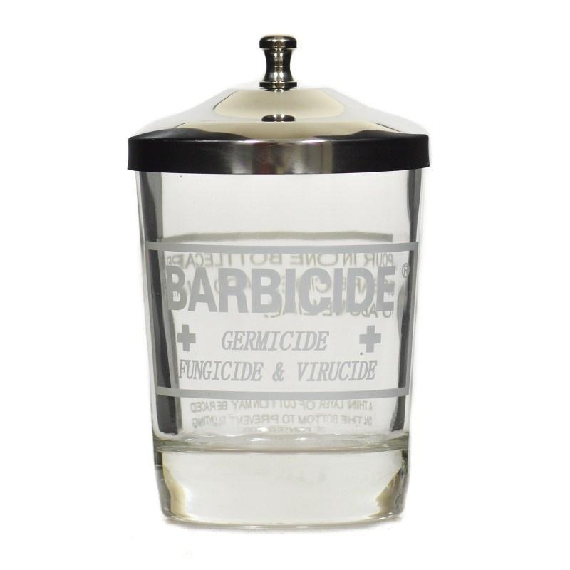 Pojemnik szklany do dezynfekcji mały