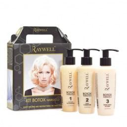 Raywell Kit BOTOX HairGold zestaw
