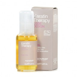 Lisse Design Keratin Therapy Oil - olejek do włosów