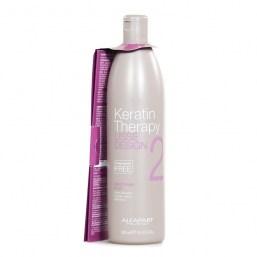 Lisse Design Keratin Therapy 2 Smoothing Fluid - Fluid wygładzający