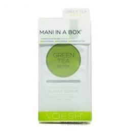 Zestaw Do Manicure 3 KROKI - GREEN TEA DETOX