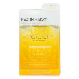 Zestaw Do Pedicure 4 KROKI - LEMON QUENCH