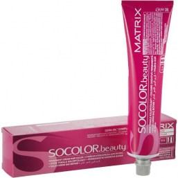 5CG Socolor Beauty jasny brąz miedziano złoty farba